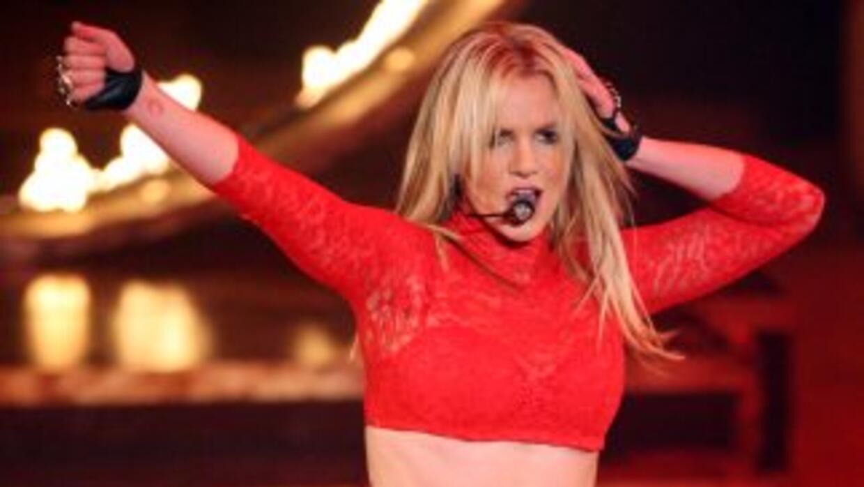 Se reportó que en pleno concierto 'La Princesa del Pop' recibió un insul...