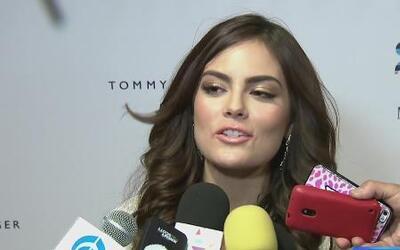 Ximena Navarrete fue tajante ante pregunta sobre William Levy