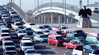 Puente Internacional en El Paso, TX