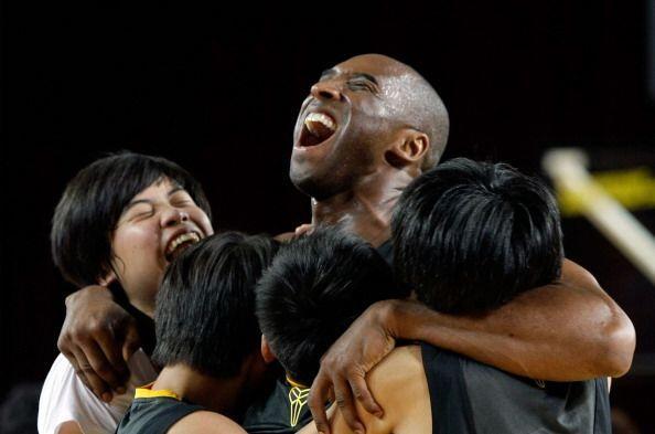 Kobe Bryant es uno de los jugadores más queridos por toda la afic...