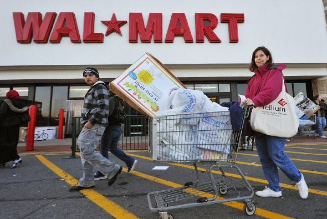 4. WALMART   No podemos negar que sí tienen precios bajos, pero como dic...