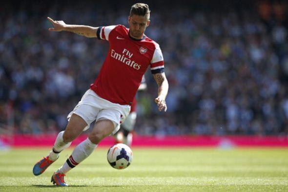 5. Arsenal: El equipo londinense ha clasificado a Champions por 16 a&nti...