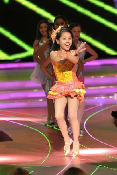 ¿Quién crees que sea la mejor bailarina de la segunda temporada de Peque...