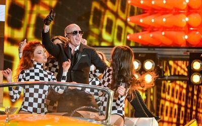 Pitbull en Premio Lo Nuestro