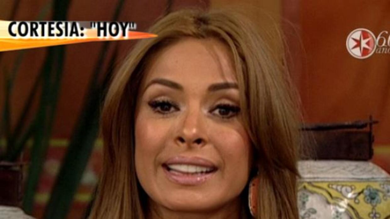 Galilea Montijo habló de su embarazo en Hoy