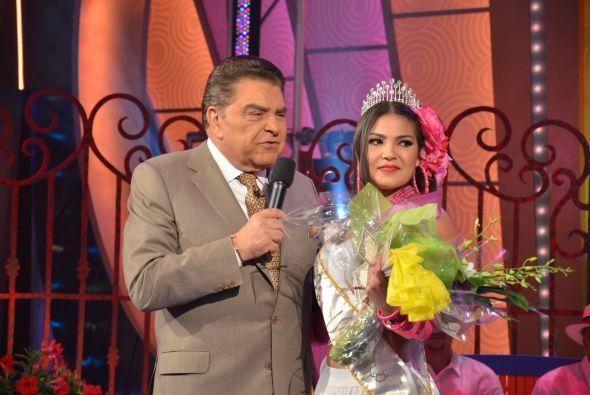 ¡Rocío fue la ganadora elegida por el público de Sábado Gigante! ¡Ella v...