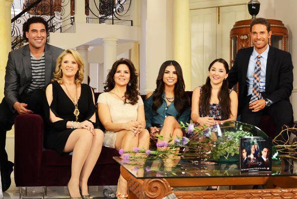 Sin duda, la telenovela del año fue 'Amores verdaderos', protagon...