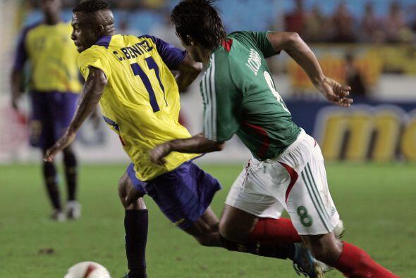 La propia selección de México llegó a tenerlo como...