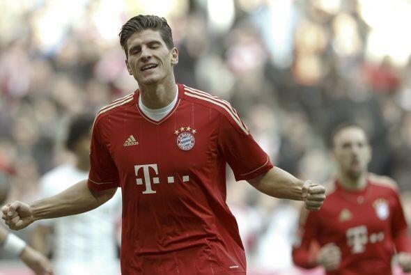 Gómez lo hizo en el triunfo por 7-0 ante el Basilea. Además, sumó otra a...
