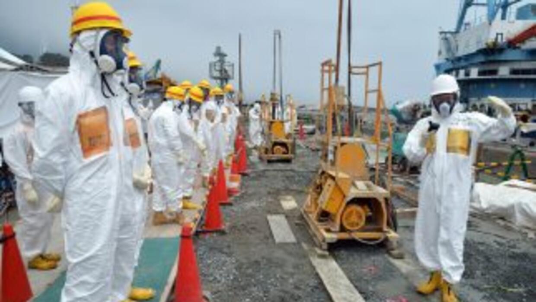 No termina el desastre ecológico enFukushima.