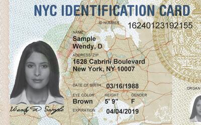 Dónde una persona indocumentada puede obtener una identificación