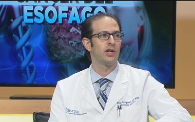 ¿Cómo prevenir el cáncer de esófago? Un experto le explica