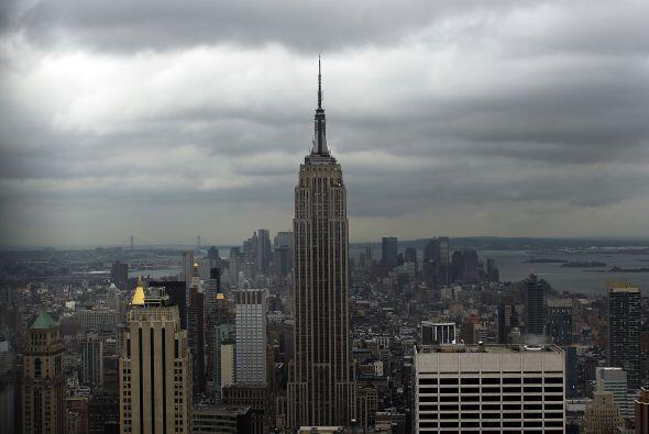 El Empire State en Nueva York