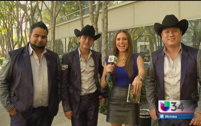 Ulises Chaidez y sus plebes hablan de su disco debut