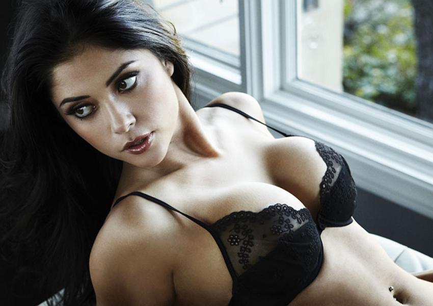 La bella modelo fue galardonada por sexta ocasión como la 'Ringcard girl...