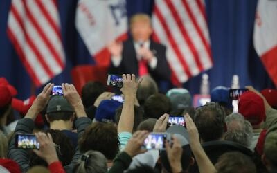 Trump ya no podrá borrar sus tuits
