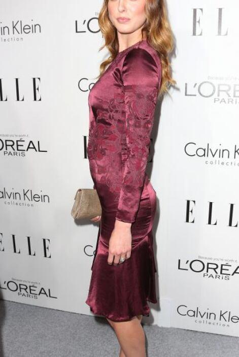 Eva Amurri, hija de la actriz Susan Sarandon sorpendió con su vestido bo...