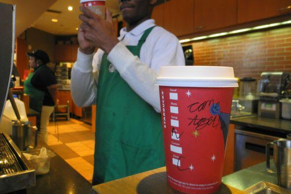 Starbucks lanzó una campaña para presionar a legisladores a alcanzar un...