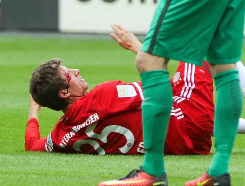 Marco Fabián fue elegido el MVP de la fecha siete de la Bundesliga 63612...
