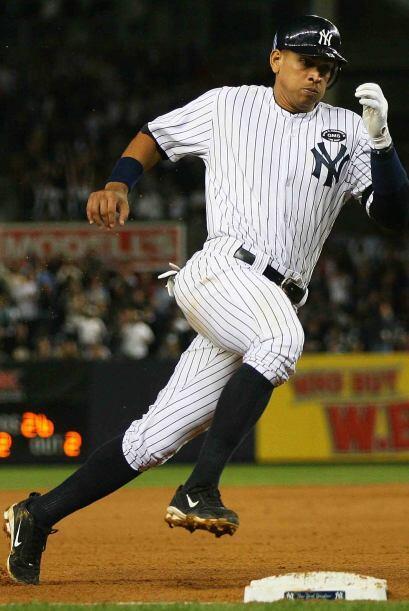 9 - Alex Rodríguez es todo un personaje. Tiene el salario más alto, su n...