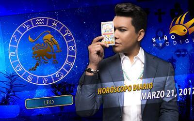Niño Prodigio - Leo 21 de marzo, 2017