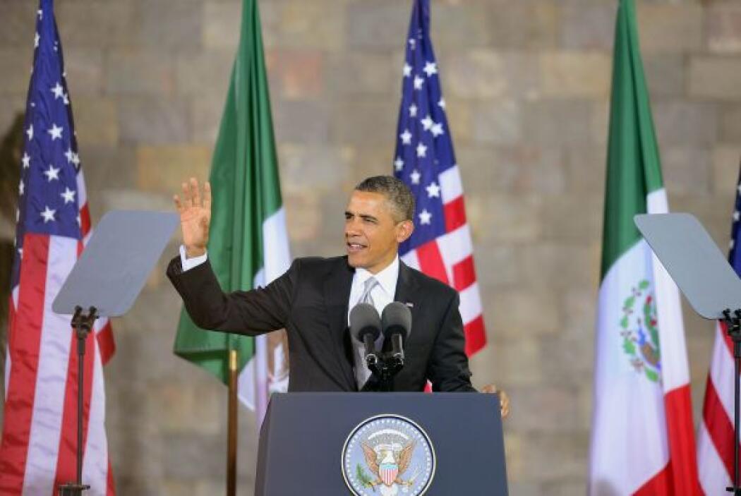 """""""Somos dos naciones soberanas que debemos trabajar juntas en el interés..."""