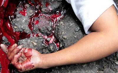 Fuego cruzado en México mató a un pequeño niño