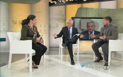 Al Punto de la discusión con Jorge Ramos y la mesa redonda, semana 8/19/12
