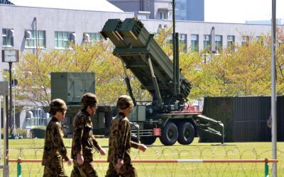El sistema de defensa antimisiles de Japón PAC-3 es muy limitado...