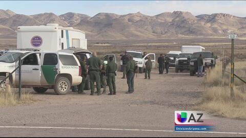 Cae banda de narcotraficantes que operaba en la frontera de Arizona