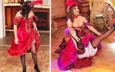 Detrás de cámaras: Ana Patricia traía un corset defectuoso, y después Ka...