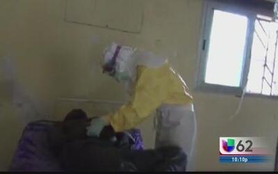 El Congreso discute la propagación del ébola
