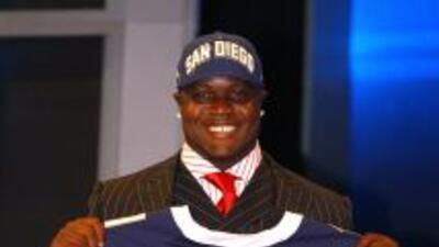 Melvin Ingram ya es parte oficialmente de los San Diego Chargers tras fi...