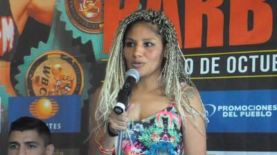 Mariana Juárez con todo sobre Taborda.