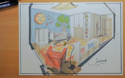 ¿Cómo decorar la habitación de un bebé? La clave es mirar al futuro