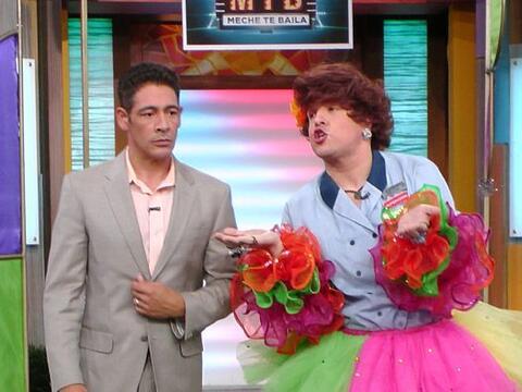 Ahora que Doña Meche se enteró que Johnny Lozada estar&aac...