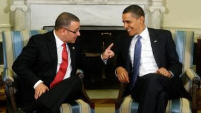 El gobierno salvadoreño espera la visita del presidente de EU, Barack Ob...