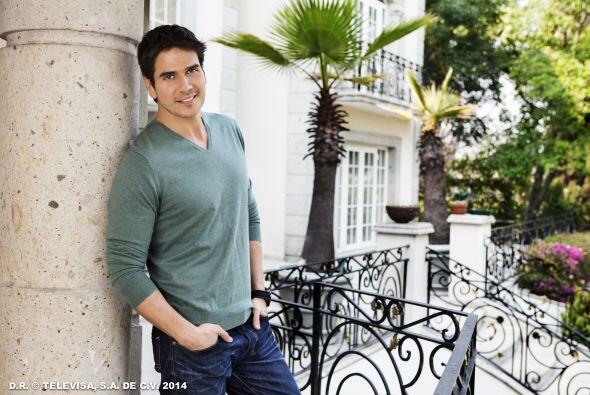 Daniel Arenas interpretó a 'Pablo Martínez-Negrete' en La...