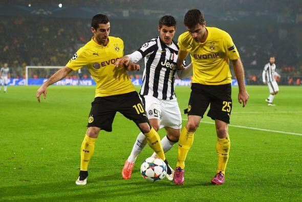 Alvaro Morata acabaría con las esperanzas de los alemanes con su...