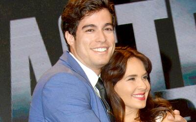 Danilo Carrera tendrá escenas candentes junto a Adriana Louvier