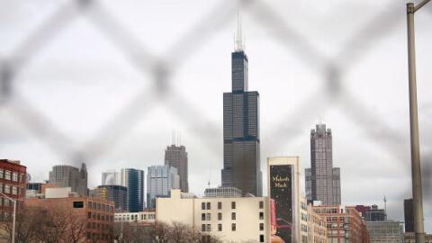 Panorámica de la ciudad de Chicago