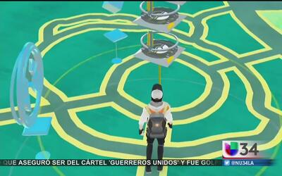 """Los peligros de jugar """"Pokémon GO"""""""