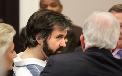 Michael Slager, expolicía acusado por la muerte de John Scott