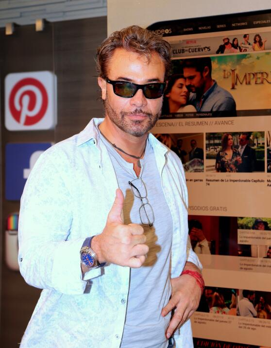 ¡Vive el gran final de 'Lo Imperdonable' por Univision y Uvideos! SERGIO...