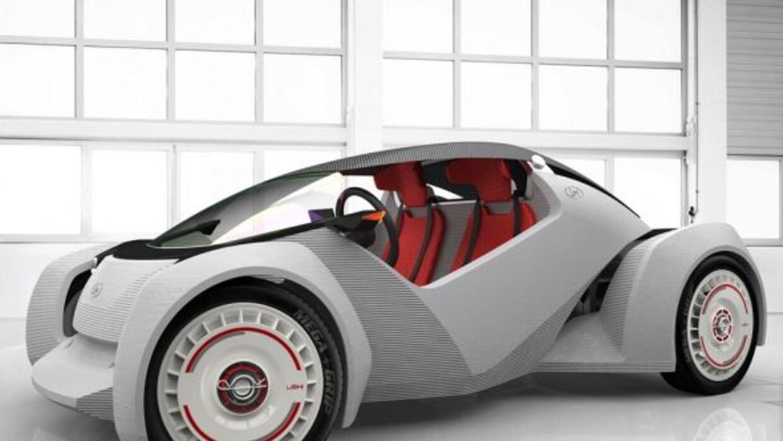 Local Motors cumplió su promesa y está fabricando un híbrido con una imp...