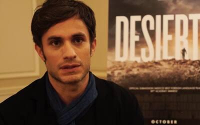 Conversamos con el protagonista de 'Desierto' y su director Joná...