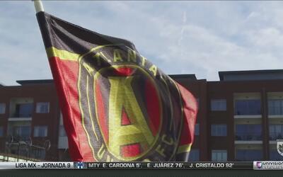 Expediente: Atlanta, una ciudad que ya vive con pasión el fútbol