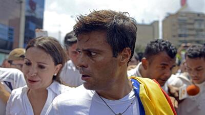 Leopoldo López permanecerá en la cárcel y será enjuiciado