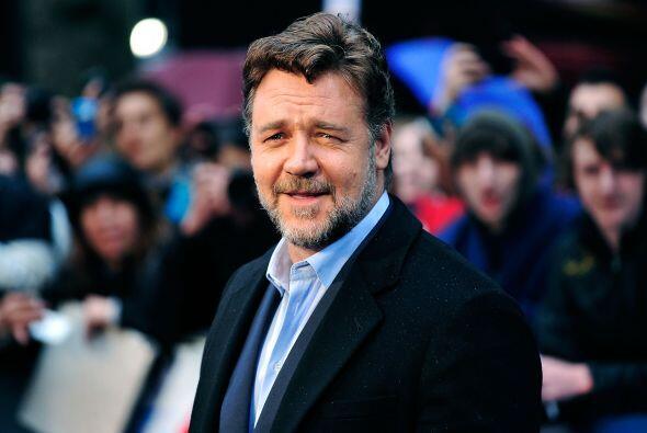 Russell Crowe nació el 7 de abril de 1964.
