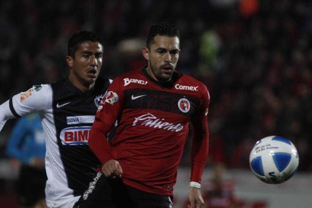 Hérculez Gómez es otro de los delanteros que llegaron al club felino, el...